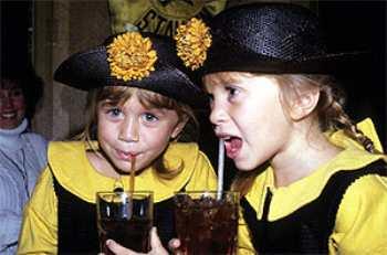 Педагогические хитрости в воспитании близнецов