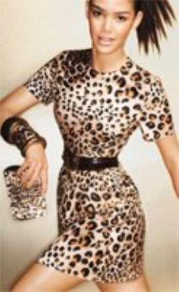 Как носить одежду с животными принтами