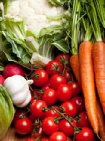 Овощи, которые помогут согнать жир с живота