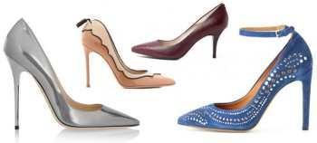 Модные осенние туфли: классика с изюминкой