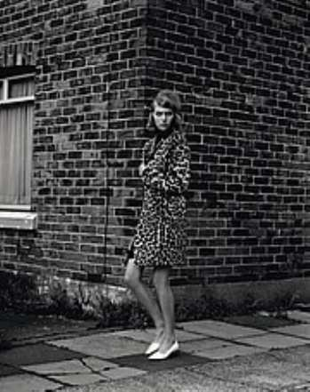 Прическа боб-каре в стиле 60-х