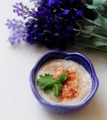 Рецепт фалафель с лимонным соусом тахини