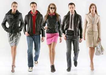 Мода - 2013: Кожаная одежда