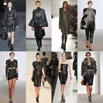 Звездный тренд: Летняя кожаная одежда - Звездный стиль - Звездный стиль на ETOYA