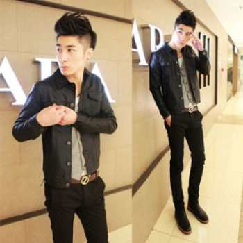 Кожаная одежда модные тенденции