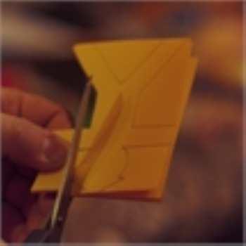 Новогодние гирлянды из бумаги