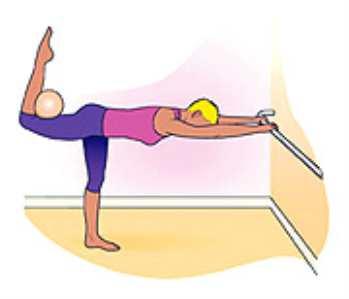 Упражнения от тренера Мадонны