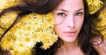 Лечебные травы для волос