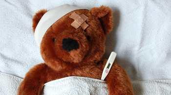 Маленькие неприятности: первая помощь ребенку