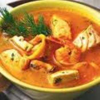 Рецепты блюд с морепродуктами