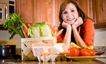 Менопауза и диета