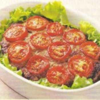 Блюда из томатов